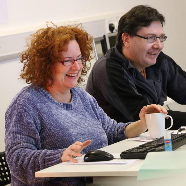CV Support workshop
