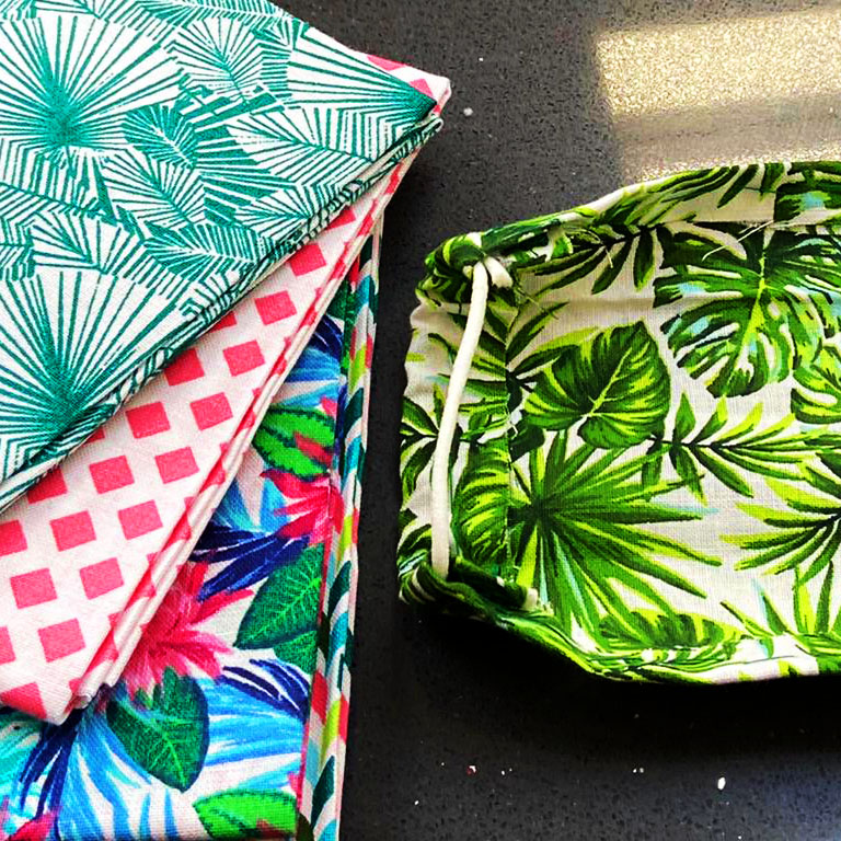 Getting started with upcycling textiles