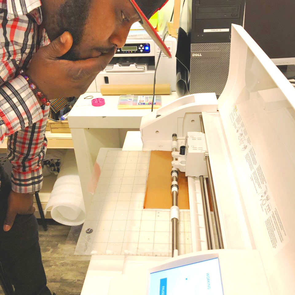 Getting started with Digital Fabrication