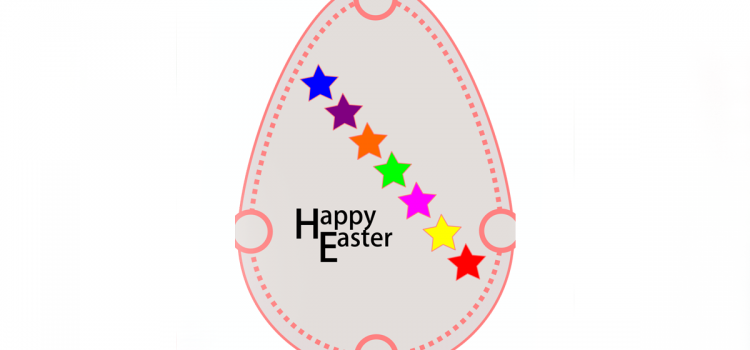 Learn how to create a 2D Digital Easter egg using free, open source software