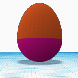 Learn how to create a 3D Digital Easter egg, using a free, online 3D modelling package