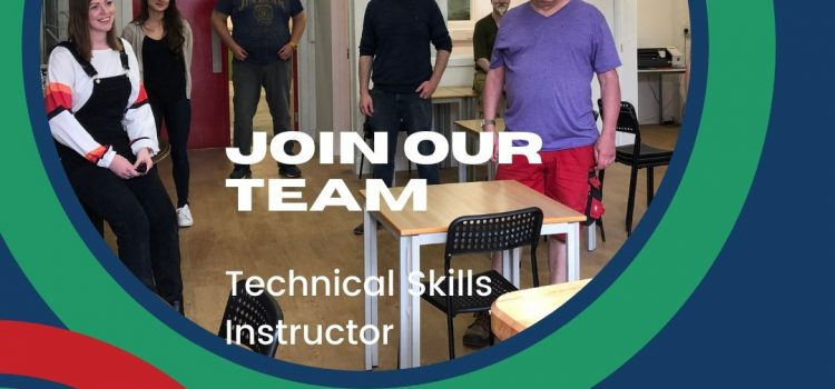 Join our team – come and work with us!